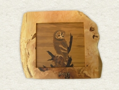 Ojima Trading Company Co. Ltd Wood Grain Art